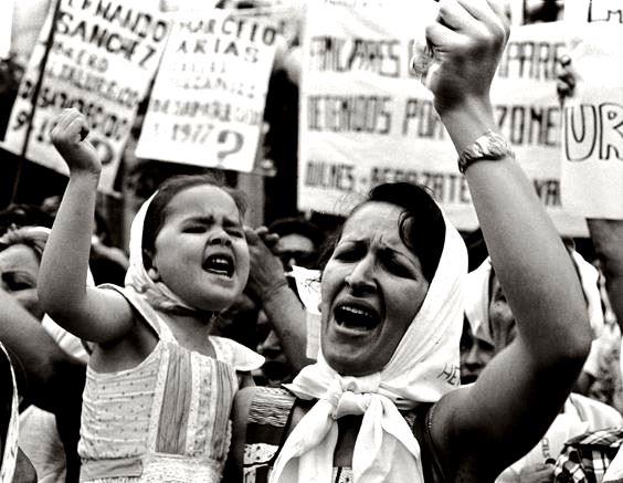 Año 1982, Avellaneda. Fotógrafa Adriana Lestido